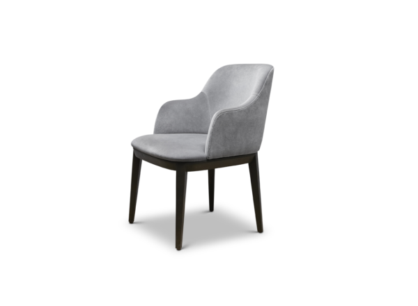 Carolina Dining Chair semi front
